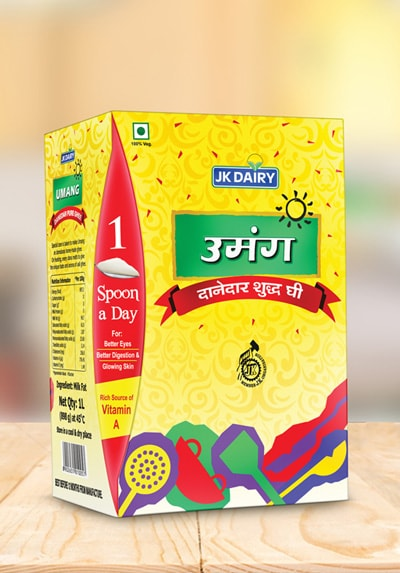Umang Dairy Products | Pure Ghee |Dairy Creamer | Instant